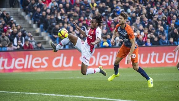 Монако продължава да буксува в Лига 1 (видео)