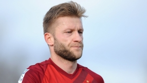 Висла (Краков) привлече Блашчиковски, той ще дарява заплатата си за благотворителност