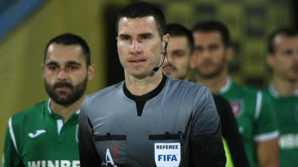 Нов огромен престиж: Български рефери ръководят 1/16-финал от Лига Европа