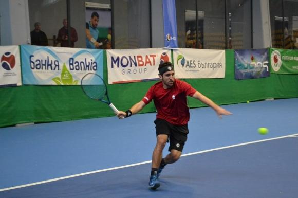 Васил Младенов победи номер едно в схемата в Тунис