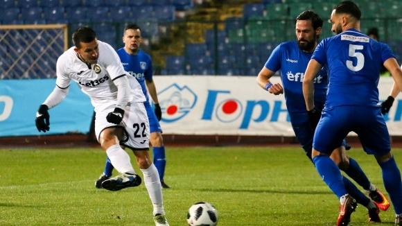 Верея се подсили с играч от пета дивизия на Франция