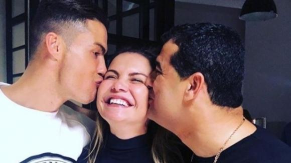 Щастлива новина в семейството на Роналдо