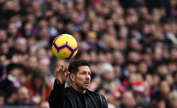 Лошата игра кара Атлетико да тъпче на едно място
