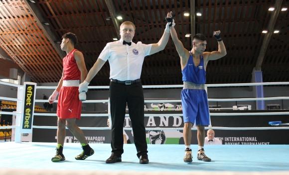 """Впечатляващи победи над световен и над европейски шампион - обзор на 3-ия ден на """"Странджа"""""""