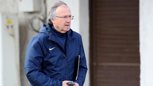 Дерменджиев: Има положителна промяна в Левски, искам да видя един непримирим отбор
