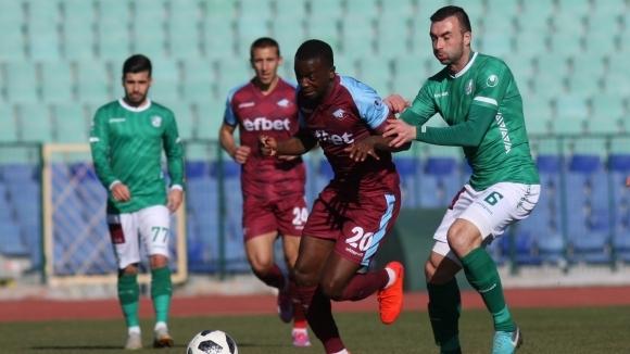 Мариян Христов: Целият отбор игра като отбор, което е най-важно за футболен...