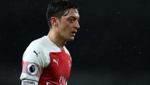 Арсенал опитали да продадат Йозил на два клуба през януари