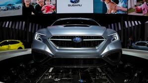 Subaru представя в Женева първите си електрифицирани модели за Европа