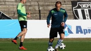 Георги Илиев надъхан да подобри абсолютен рекорд