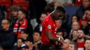 """""""Екип"""" писа тройки по десетобалната система на шестима играчи на Юнайтед"""