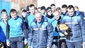 Черноморец назначи административен директор