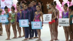"""Над 500 гимнастички ще се борят за отличията на """"Angel's Cup"""""""