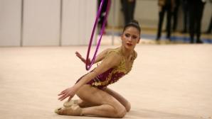 Невяна Владинова спечели днешното контролно на гимнастичките