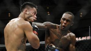 Адесаня към UFC: Вземете титлата от Уитъкър