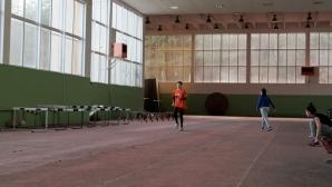 Над 490 000 струва ремонтът на покритата лекоатлетическа писта в Стара Загора