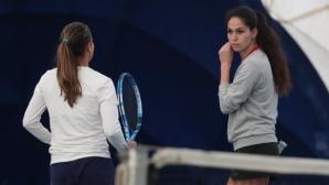 Шиникова се класира за четвъртфиналите в Търнава