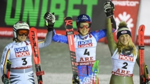 Петра Влъхова стана световна шампионка в гигантския слалом