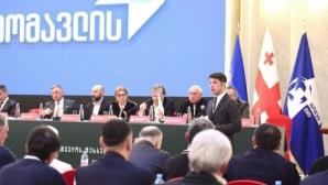 Леван Кобиашвили за президент на Грузинската футболна федерация