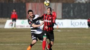 Юноша на Левски блести при изразителна победа на Локомотив (София)