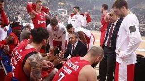 Отнеха 6 точки от актива на Олимпиакос заради скандала в мача срещу Панатинайкос