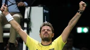 Стан Вавринка с първи финал на турнир от АТП след двете операции