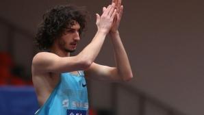Три титли и два бронза за българските атлети в Истанбул