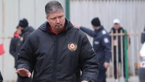 Любо Пенев забрани на играчите да говорят, шефовете на ЦСКА-София се скриха