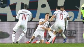 Пьонтек: Не съм очаквал, че ще започна така в Милан