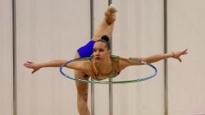 """Голямата ни надежда Татяна Воложанина стана пета в многобоя за купа """"Алина Кабаева"""""""