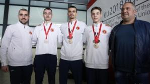 Калоян Бинев: Надявам се да отида на олимпиада