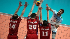 Пламен Константинов и Локомотив (Новосибирск) не изненадаха Зенит в Казан (видео + снимки)
