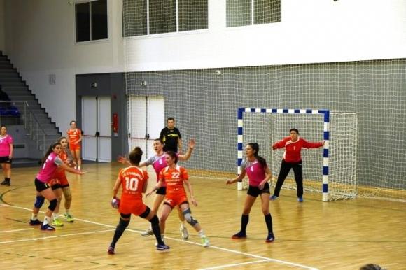 Шумен започна с победа в основната фаза на женското първенство