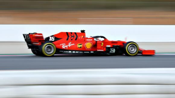 Леклер повтори успеха на Ферари през втория ден от тестовете