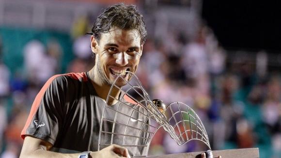 Надал откри тенис академия в Мексико