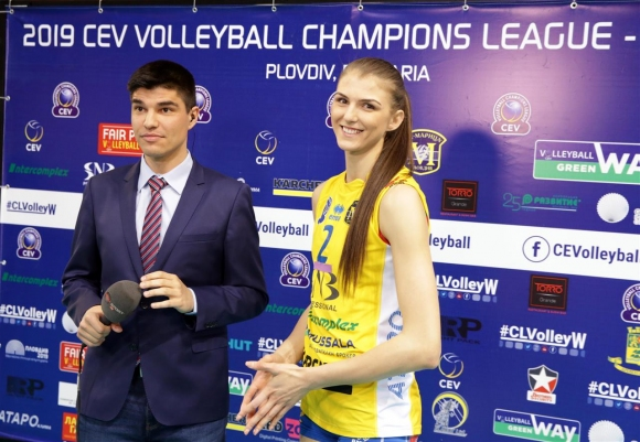 Нася Димитрова: Тази победа ни задължава