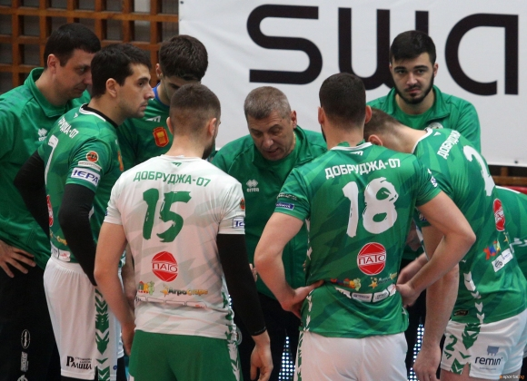 В Добруджа са мотивирани за нов успех срещу Левски