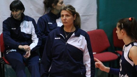Любка Дебърлиева: Радва ме най-вече добрата игра на нашия отбор