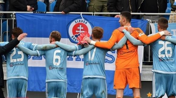 Слован с Божиков продължава победния си ход в Словакия