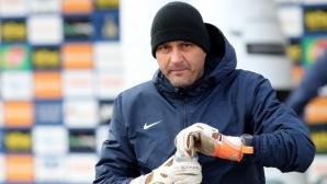 Иванков хванал за гушата Малкия шивач