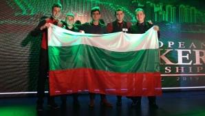 Първи победи за българите на европейското първенство по снукър