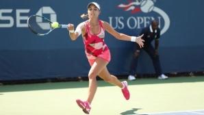 Загуба за Томова във втория кръг на квалификациите в Будапеща
