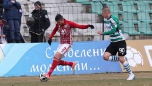 ЦСКА-София се цели във футболист на Черно море, варненци поискаха 2 млн. лева