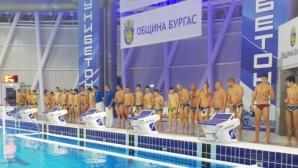 КПС Варна и Аква Спорт в Топ 4 при мъжете на водна топка