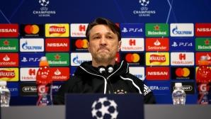 Нико Ковач: Играчите ми са професионалисти заради мачове като този