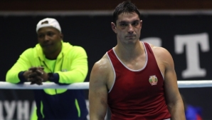 """Петър Белберов се класира за финала в свръхтежка категория на """"Странджа"""""""