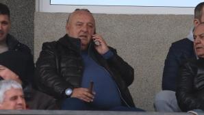 Венци Стефанов: Щяхме да играем поне финал в ШЛ, ако Любчо беше президент на БФС