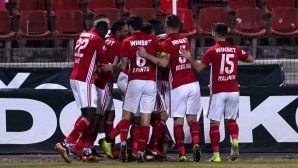 ЦСКА-София - Ботев (Враца) 0:0, Ставров не даде дузпа на гостите (видео)