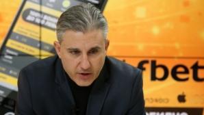 Павел Колев: Не очаквам изненади на 6-и март, Левски ще има един нов собственик