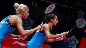 Сестри Стоеви с убедителна победа на старта в Барселона