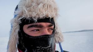 800 км на ски през Арктика